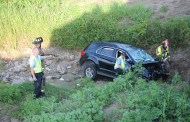 Wreck impedes traffic for hours