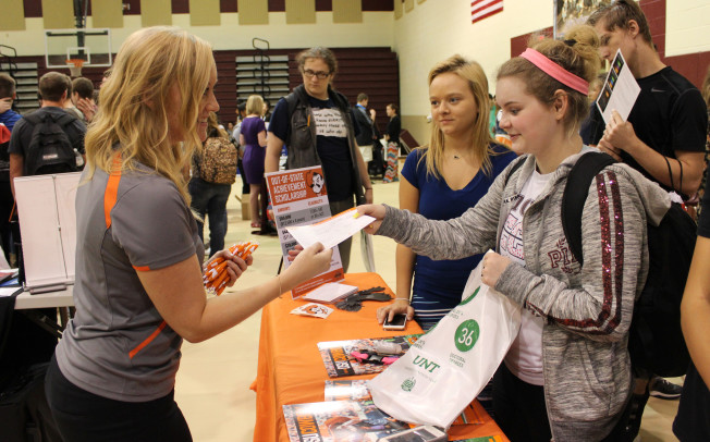 PISD holds college, career day