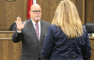 Caldwell sworn in as mayor for Princeton