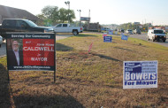 Caldwell defeats incumbent mayor by 11 votes