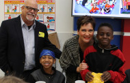 Smith fifth graders rewarded for hard work