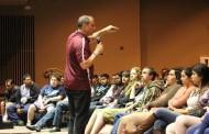 Speaker impacts students
