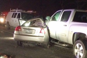 A double fatality accident occurred outside Princeton on FM 3364 Jan. 9.