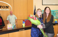 Board commends teachers for excellence