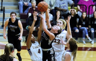Uphill battle: Lady Panthers unable to overcome deficit