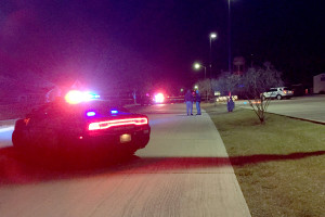 Princeton PD, Collin County Sheriff's Office and Farmersville PD investigate a shooting March 26.