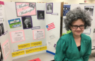 History comes to life at Godwin Elementary