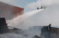 Princeton FD, multiple departments aid in downtown Farmersville structure fire