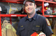 Third PFD captain reports for duty