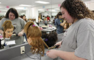 Cosmetology students showcase passion, skills