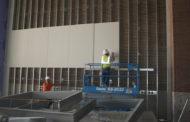 Princeton High School construction progresses