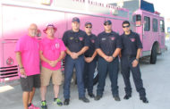 'Pink Heals Tour' traverses county to bring message of love