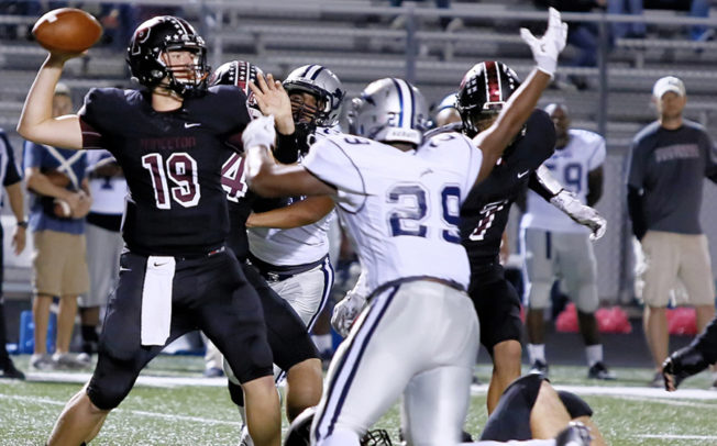 Big cat battle: Wildcats claw out 7-4A Div. I victory