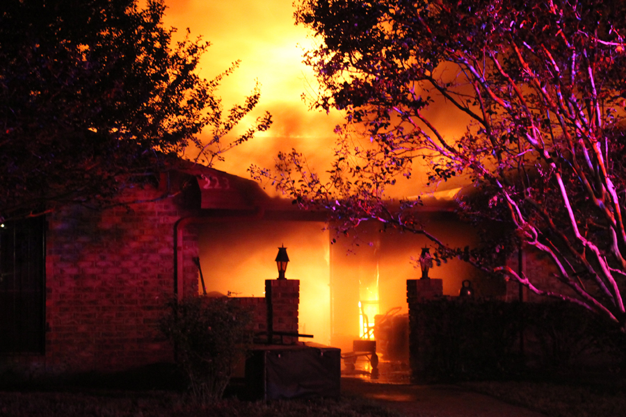 Investigation continues into remains found after house fire