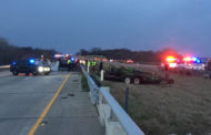 Single-vehicle fatality accident halts traffic on Hwy. 380