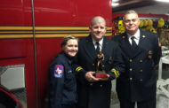 Annual banquet honors first responders