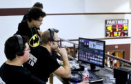 Home screen advantage: PHS AV crew picks up new skills