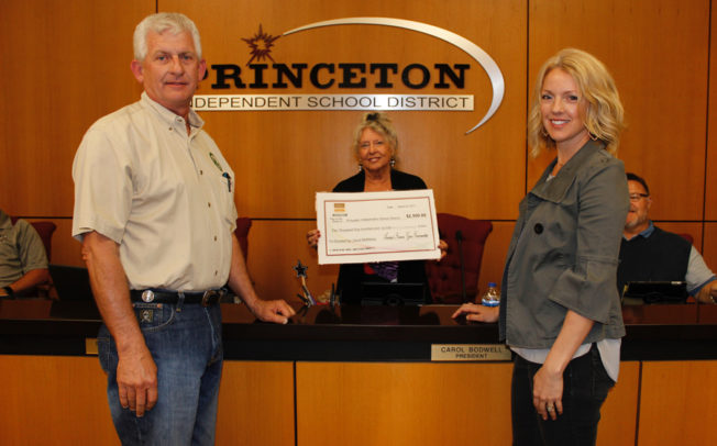 New ROTC program to benefit from donation