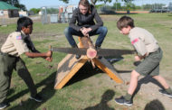 Camporee held over weekend