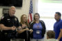 Dust to Bust: Citizens Police Academy class members learn about dusting for prints, taking DNA samples