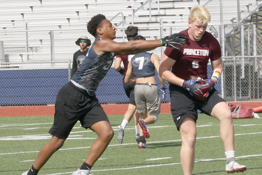 Princeton 7-on-7 football to compete in Celina SQT