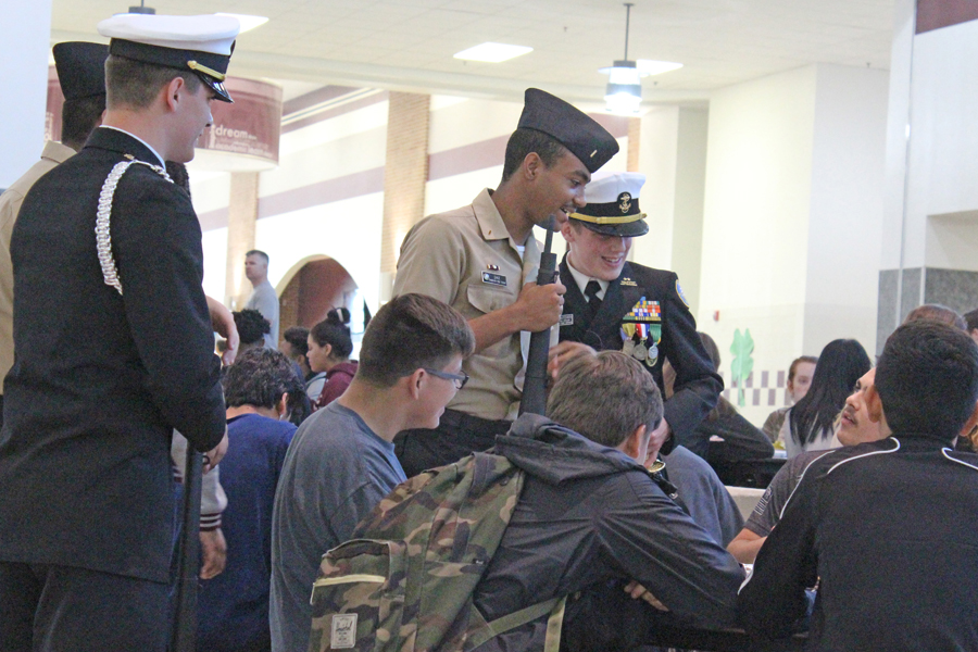 JROTC program added to Princeton High School