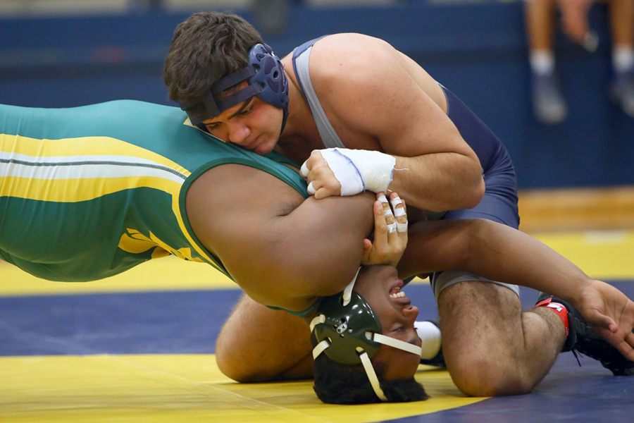 Grappling programs formed: DeLaVergne, former Heritage coach, hired