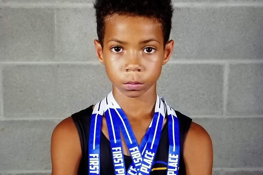 Kansas bound: Kingston qualifies for USATF National Junior Olympics