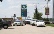 Princeton gas stations experience lines, shortage