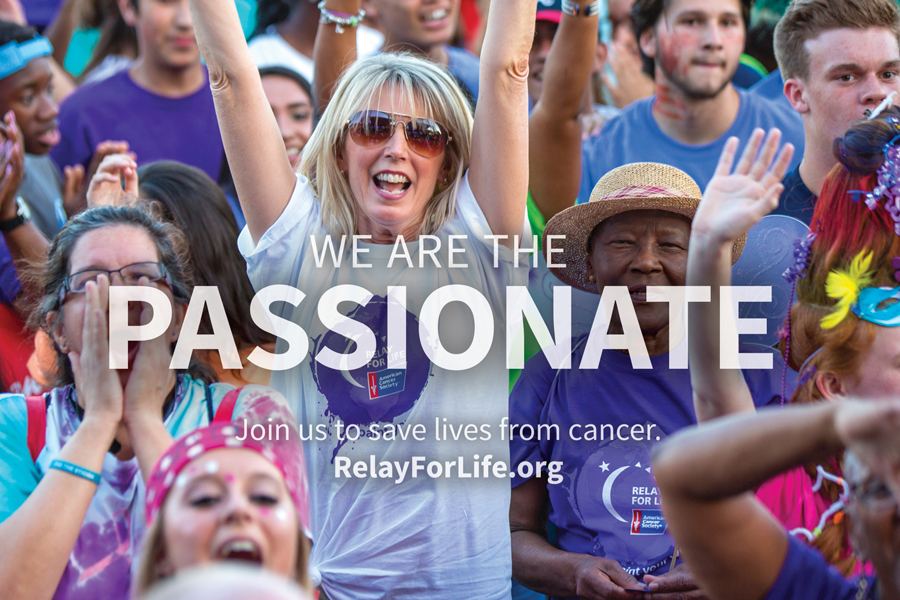 Relay for Life set for Oct. 6