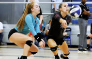 Lady Panthers earn split