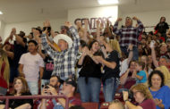 Panther spirit shown with Homecoming pep rally