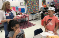Dusting off the history lessons: Huddleston students learn about dust bowl era foods
