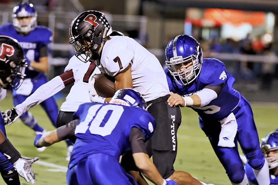 Round four: Squads meet in fourth straight district opener