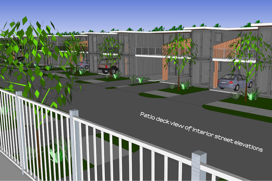 Container house project to bring affordable homes to McKinney