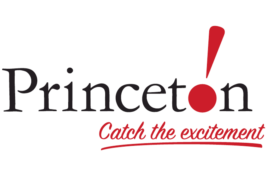 Princeton logo is a no go