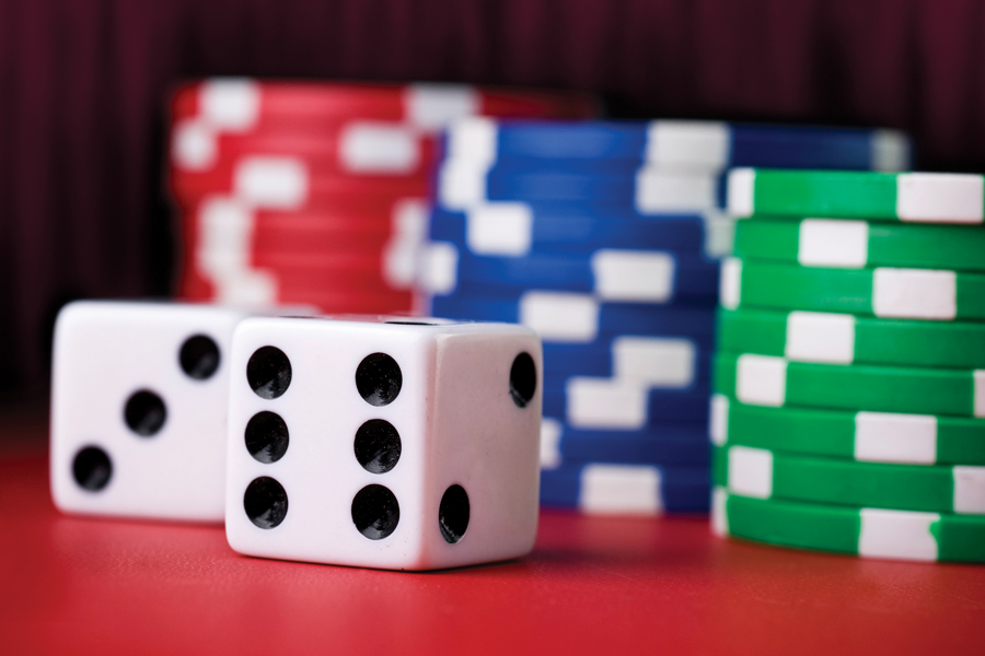 Place your bets: Chamber of Commerce to host Casino Night