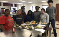 Students get scholarships from Café Fresh profits