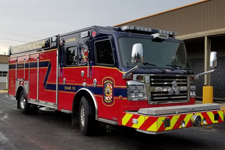 New fire engine to be welcomed June 1
