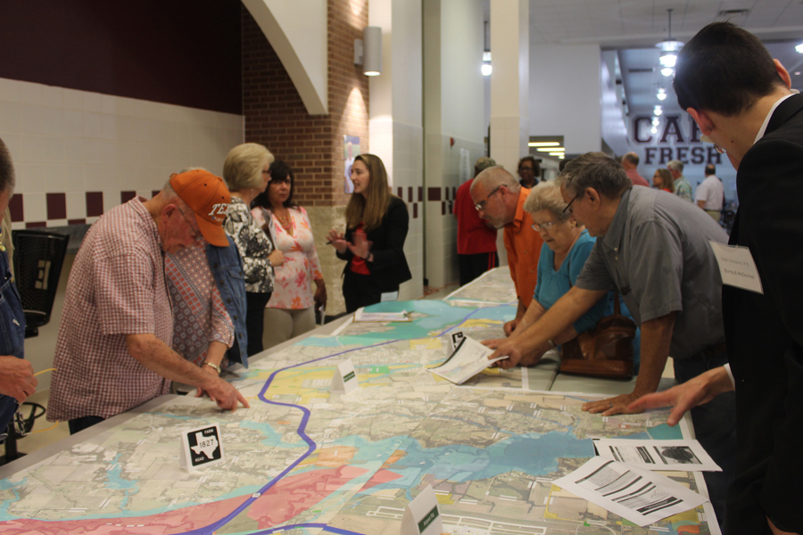 Roadway needs discussed at Hwy. 380 meeting