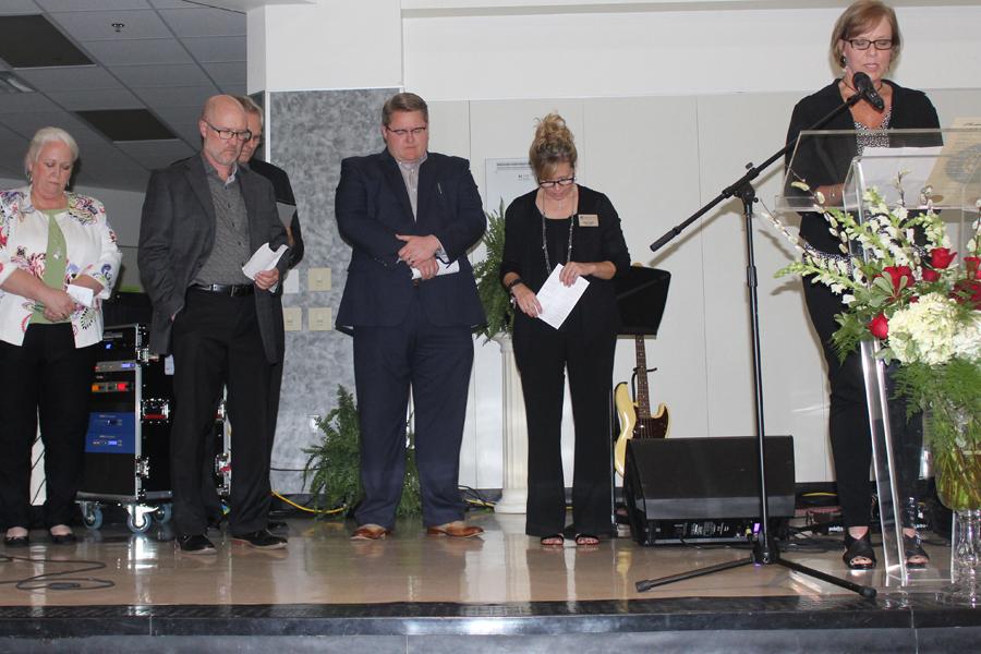 Princeton Leadership Prayer Gala unites community