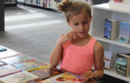 Summer Reading Club signups June 6