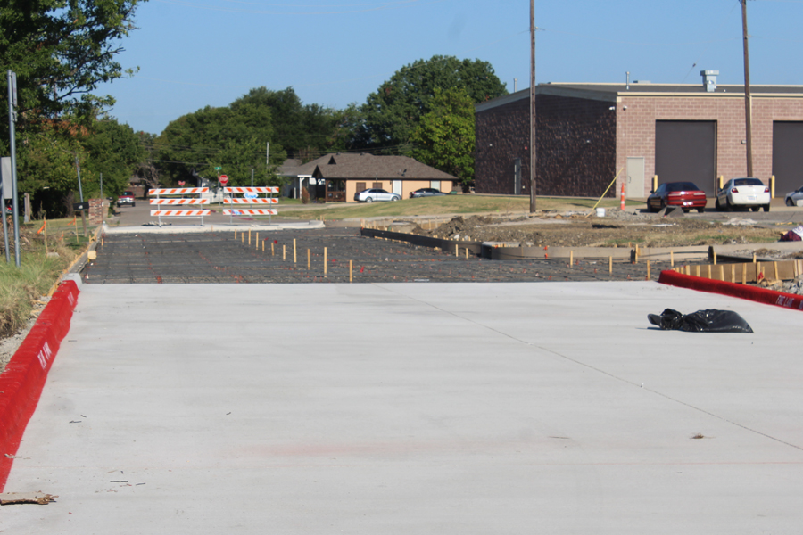 School district summer construction projects continue