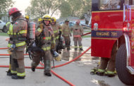 Video: Structure fire brings multiple departments