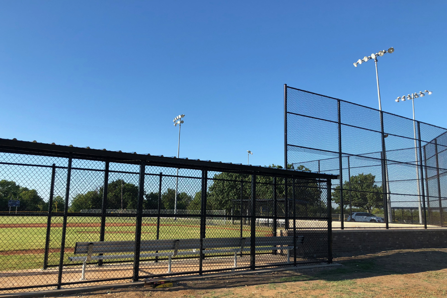 Sports complex renovations reach completion