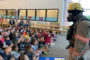 FD speaks to Harper Elementary students about fire safety