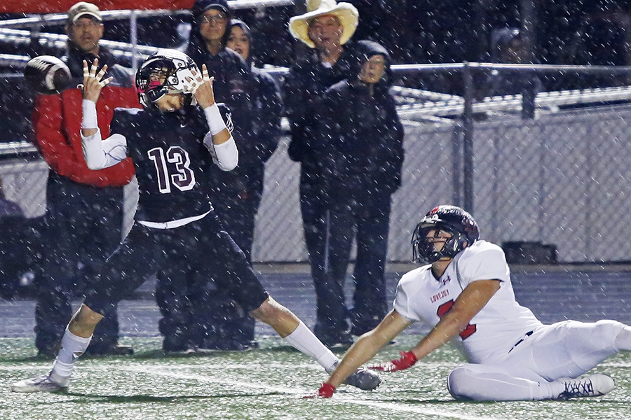 Leopards pounce on district win: Panthers drop to 2-5 overall
