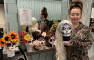 Cosmetology program celebrates Day of the Dead