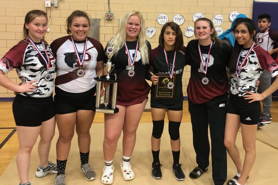 Successful start: Individuals, team win medals to begin season