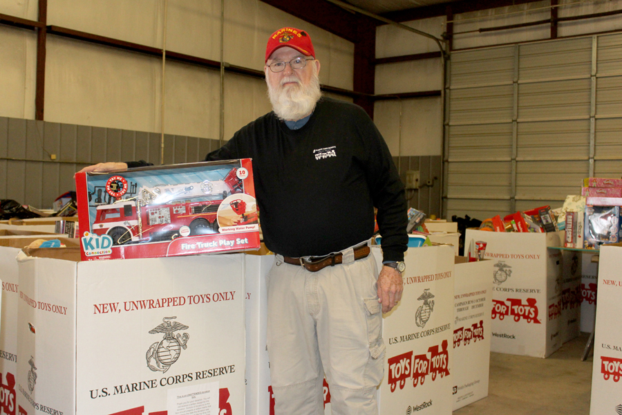 Crunch time: Toys still needed